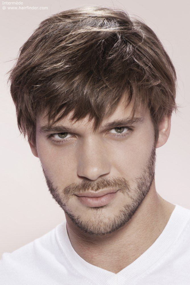 Haircut For Men With Boyish Charm For Aaron In 2019 Boy
