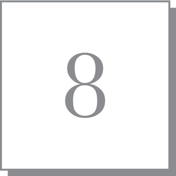 Number 8 Liked On Polyvore Featuring Numbers Arrows Numbers
