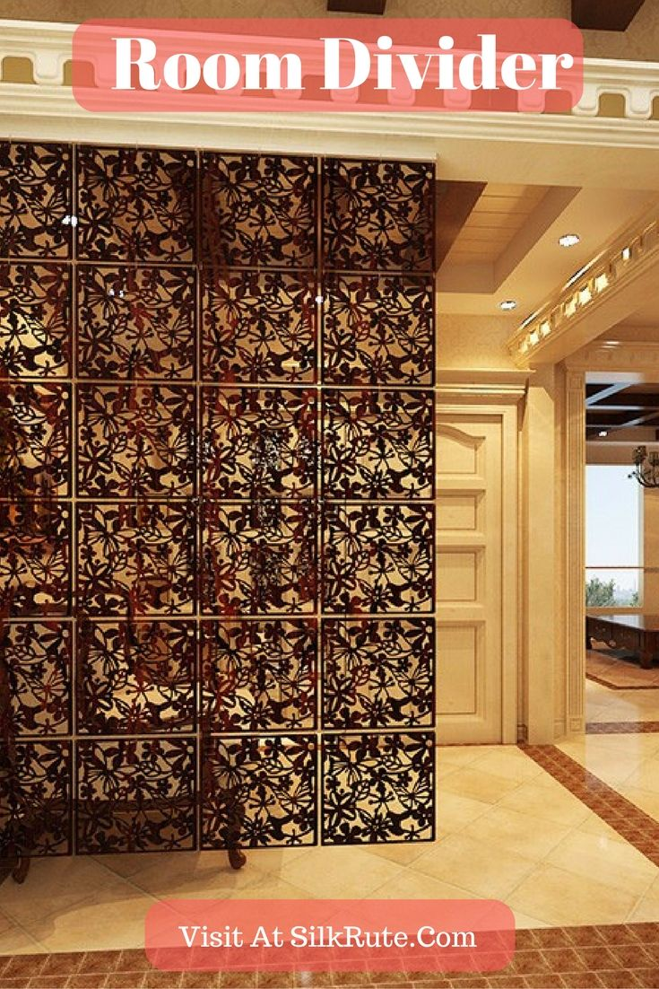 Silkrute offer you Huge range of Room Dividers or Wall