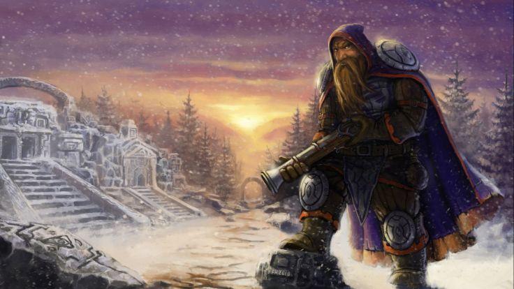 Dwarf Fantasy Warrior Art Artwork F Wallpaper 2560x1440 697525 Fantasy Dwarf Fantasy Warrior Fantasy