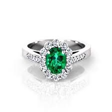 emerald engagement rings- Dream ring