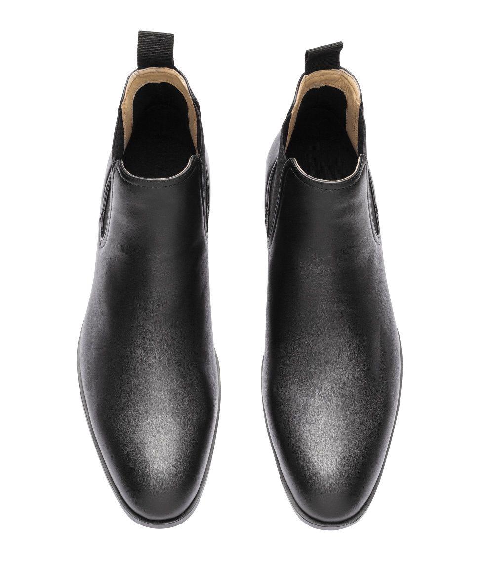 Product Detail | H&M DE | Men's Shoes | Chelsea schuhe