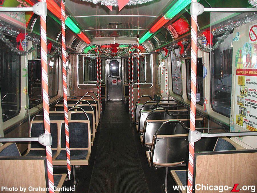 redline train chicago google search - Christmas Train Chicago