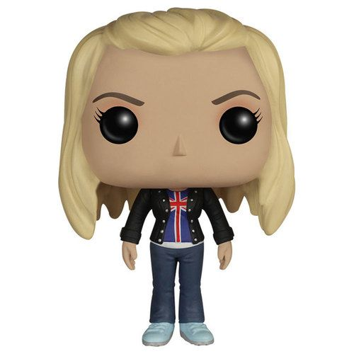 Pin By Nicole Sharp On Doctor Who Doctor Who Rose Doctor Who Rose Tyler Vinyl Figures