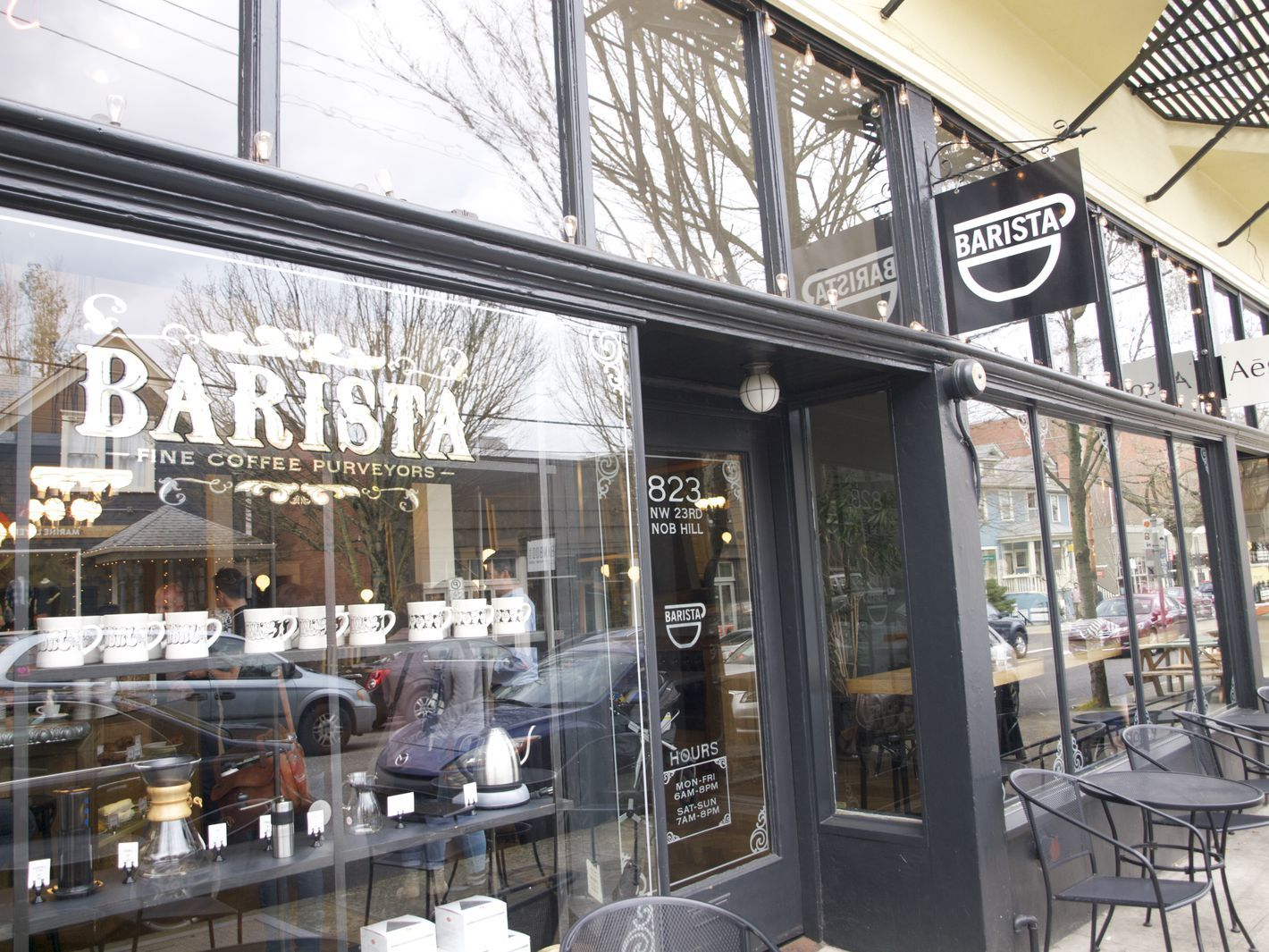 Sip coffee at these 15 portland roasters and cafes