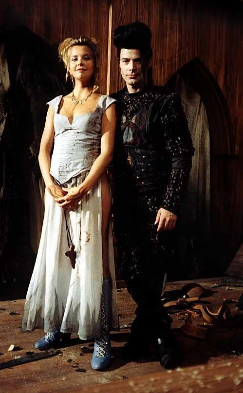 lexx cast - Google Search Kai and May | Lexx | Warrior outfit, Tv