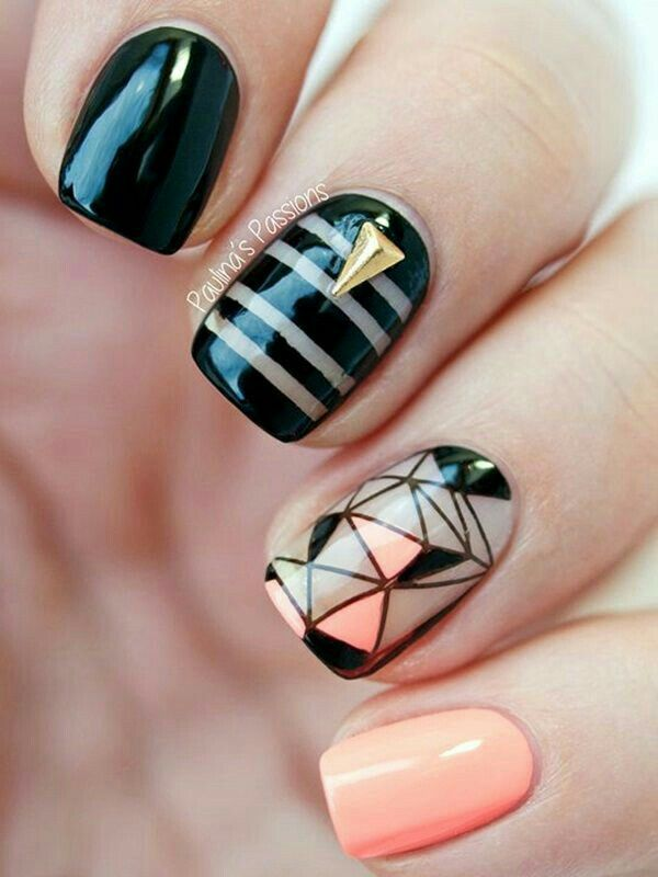And These Y Latest Easy Nail Art Designs For Short Nails 2016 Will Make Your Cute The Next Most Beautiful Thing On Earth After You