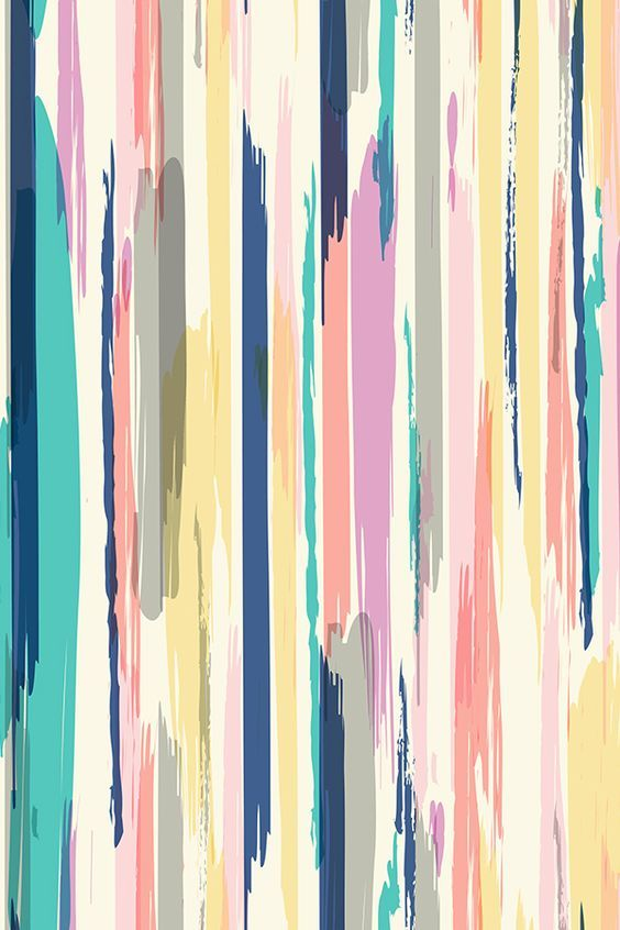Colorful Fabrics Digitally Printed By Spoonflower Painted Stripe Pastel Background Wallpapers Colorful Wallpaper Pattern Wallpaper