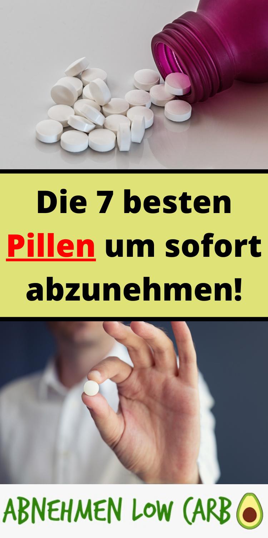Immer schlanke Pillen zur Gewichtsreduktion