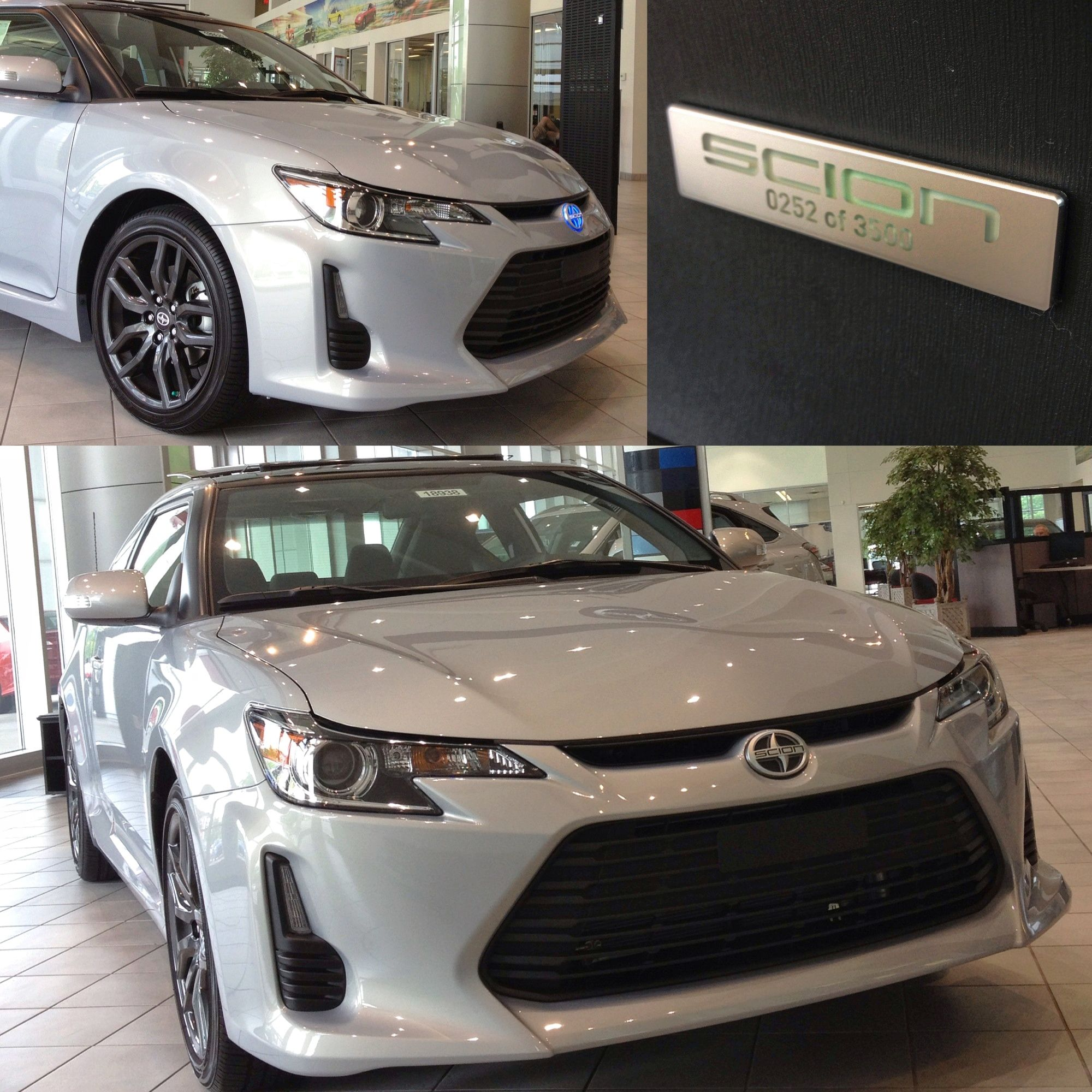 Toyota Of New Bern >> 2014 Scion 10 Tc In Silver Ignition 252 In Area Code 252