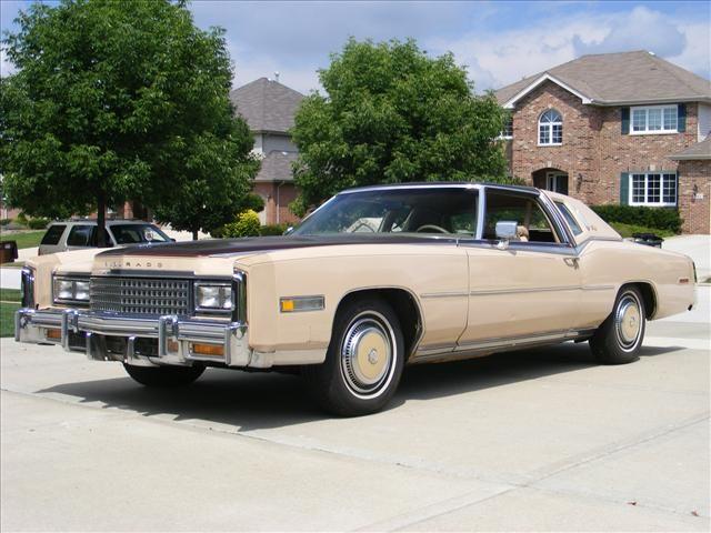 1978 Cadillac Eldorado Biarritz Custom Classic - big pimpin