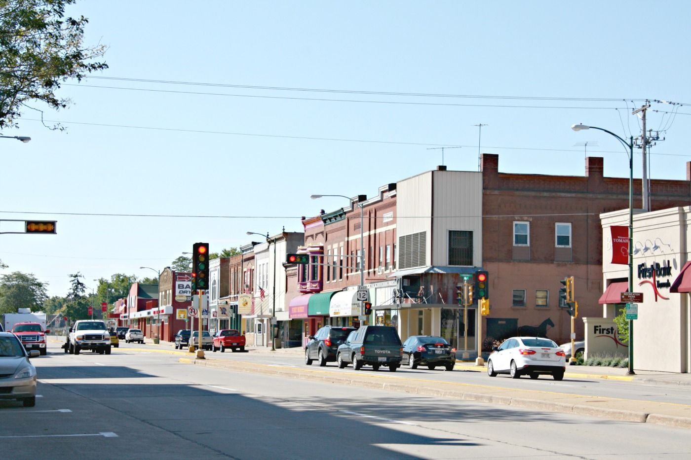 Things to do in tomah wi