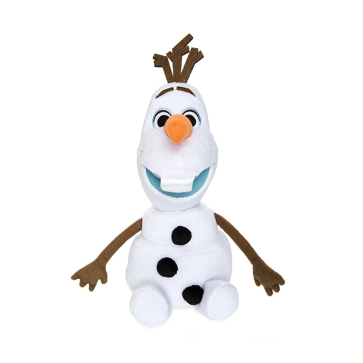 "NEW Authentic Disney Parks Exclusive Frozen Olaf The Snowman 12/"" Plush Doll"