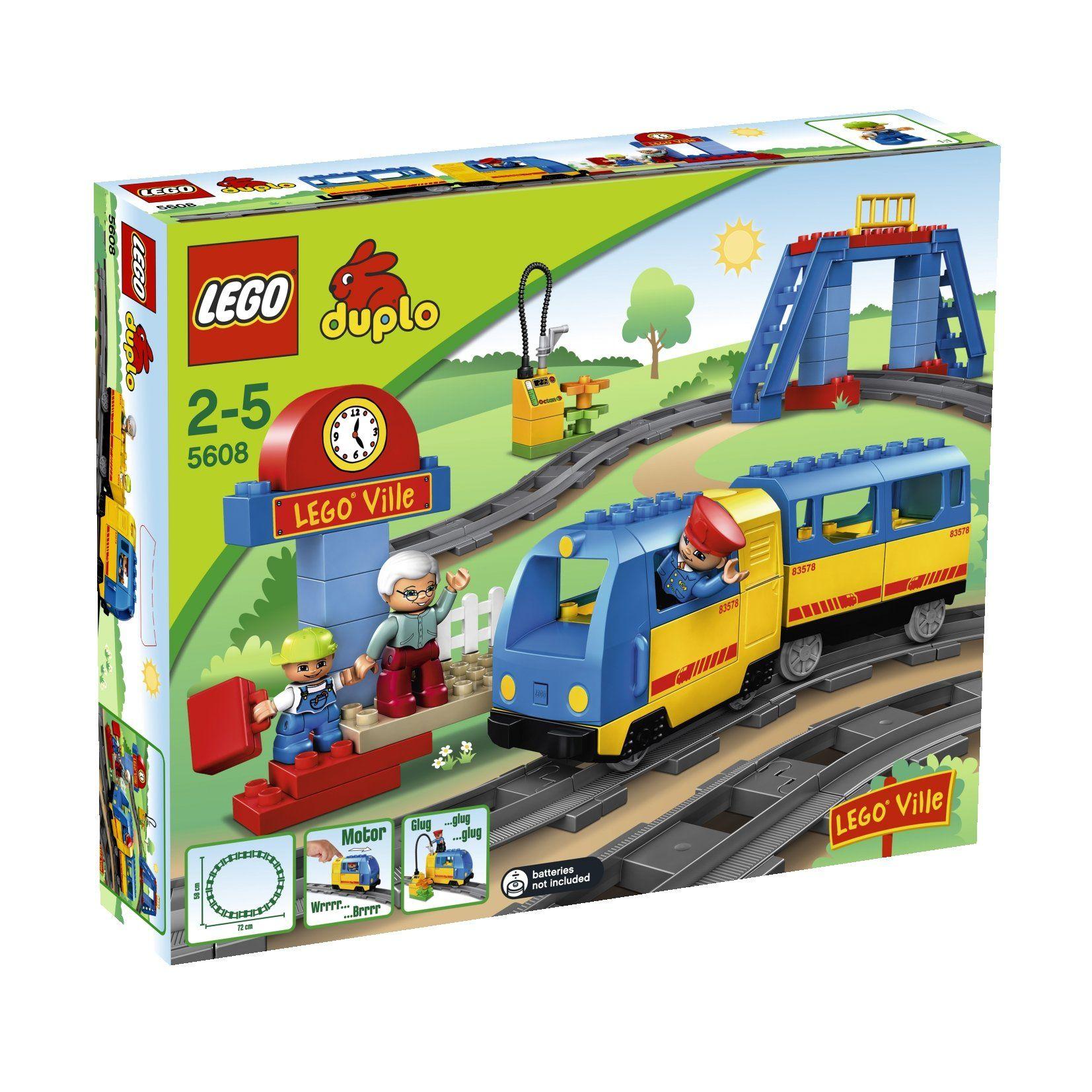 Die besten 25 lego duplo eisenbahn ideen auf pinterest - Lego duplo ideen ...