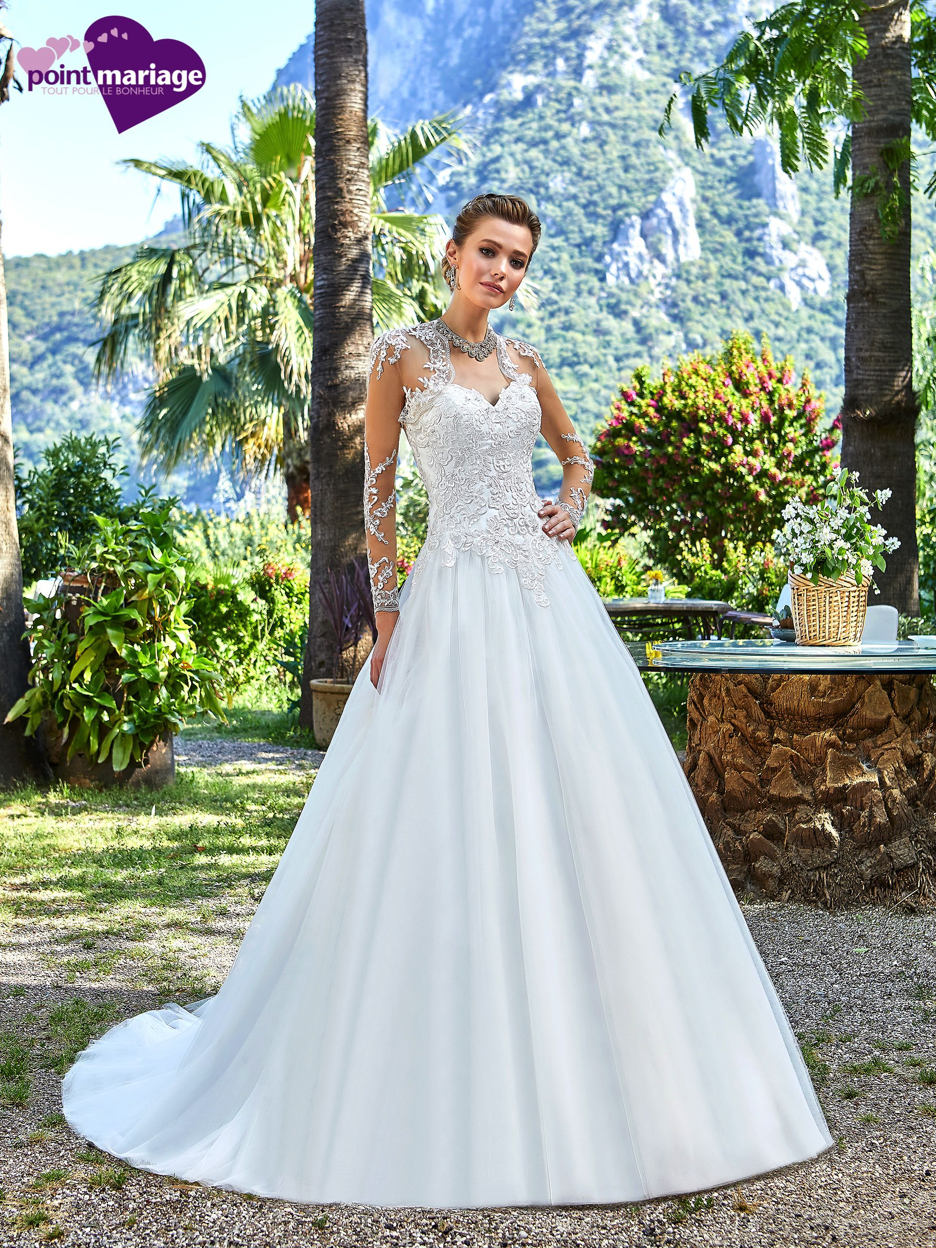 Robe Timor #Collection 2018 #PointMariage