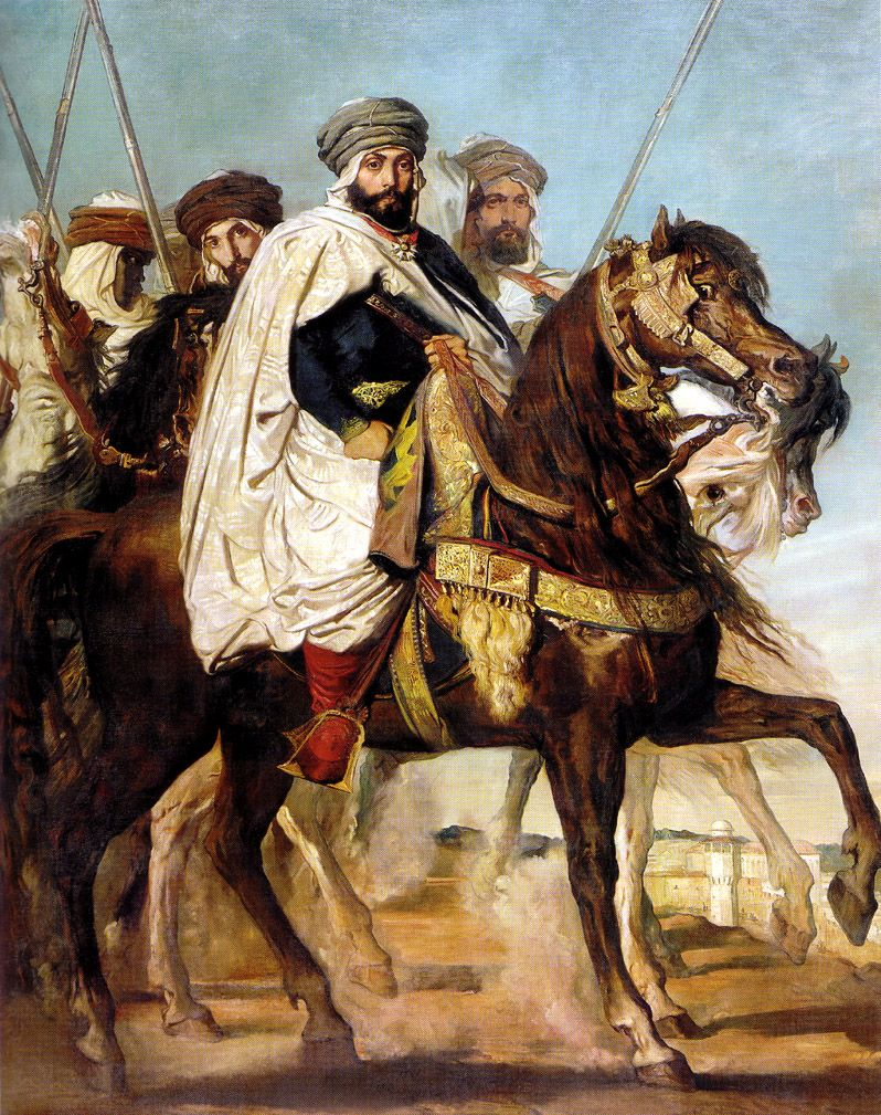 Orientalist paintings and art - The Phora