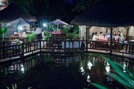 Domaine Anna Best Restaurant In Flic En Flac Mauritius Mauritius Domaine Best