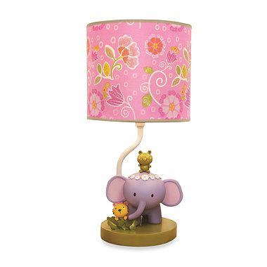 Lamp Shades Bed Bath And Beyond Enchanting Kidsline™ Blossom Tails Lamp & Shade  Buybuybaby  3 For Design Decoration