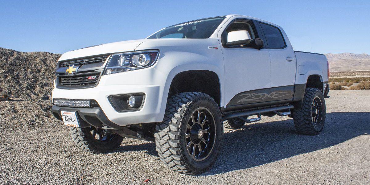 White Trucks Chrome Accessories 2016 Colorado Google Search Chevy Colorado Chevy Colorado Z71 Chevrolet Colorado