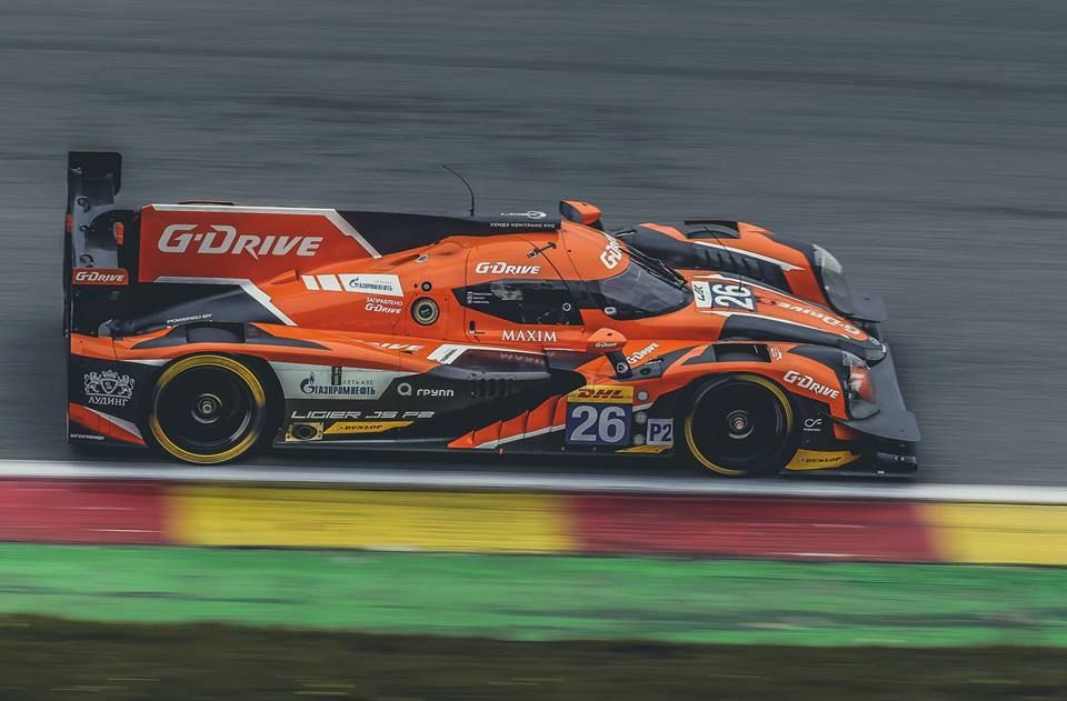 THESE PICTURES R OF THE G-DRIVE LMP-2 CAR FROM THE WORLD ENDURANCE CHAMPIONSHIP SERIES, AND ALSO ONE VERY PRETTY CAR