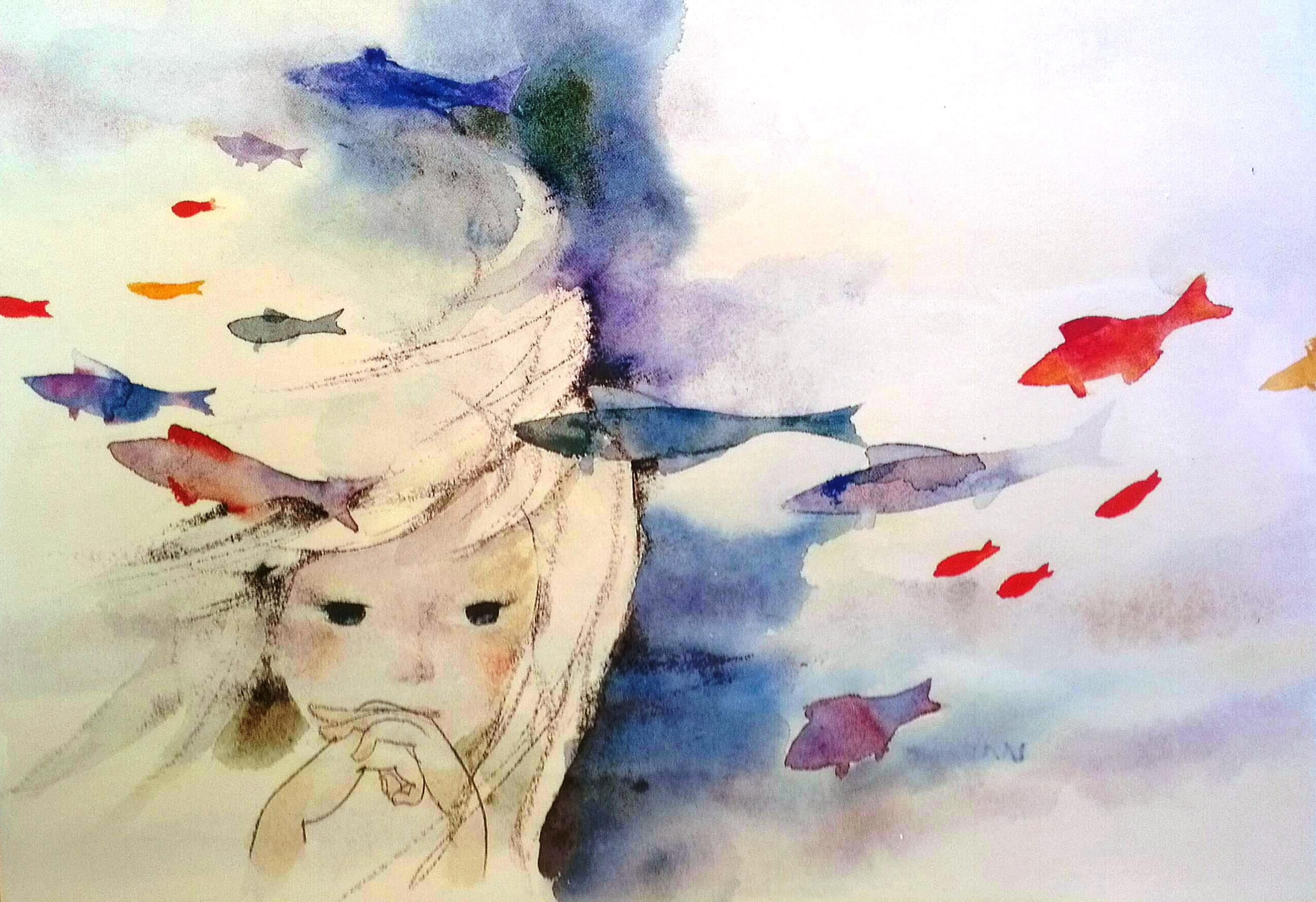 Aspired Chihiro Iwasaki In 2020 With Images Watercolor