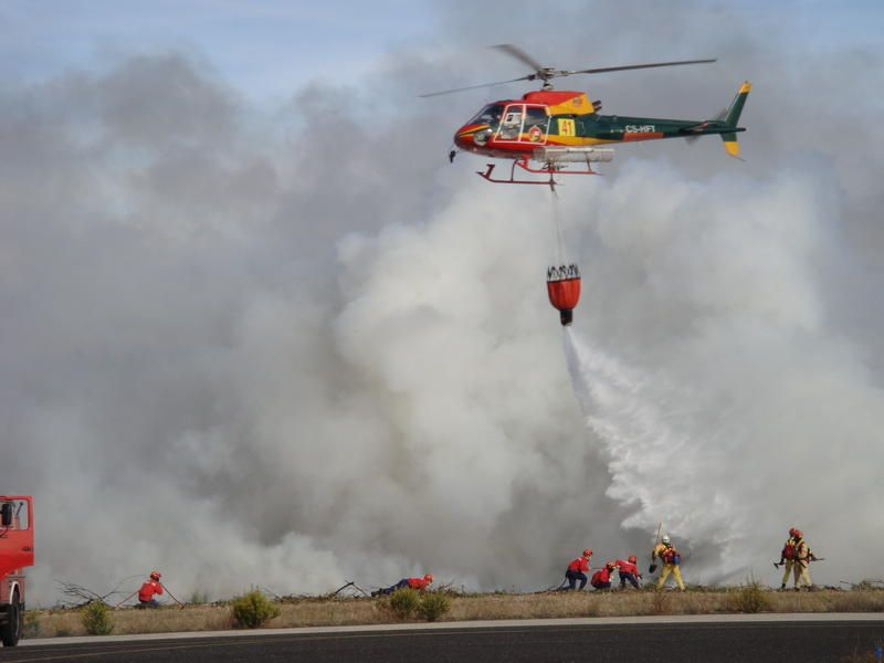 Best fuel bladder tanks and emergency firefighting