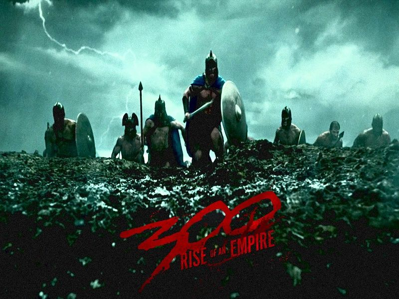 300 Rise Of An Empire Hd Wallpaper On Mobdecor Empire