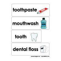 Zahngesundheit und Zähne Vorschulaktivitäten, Unterricht und Kunsthandwerk | Kindersuppe – Pinterest Blog   – Healt