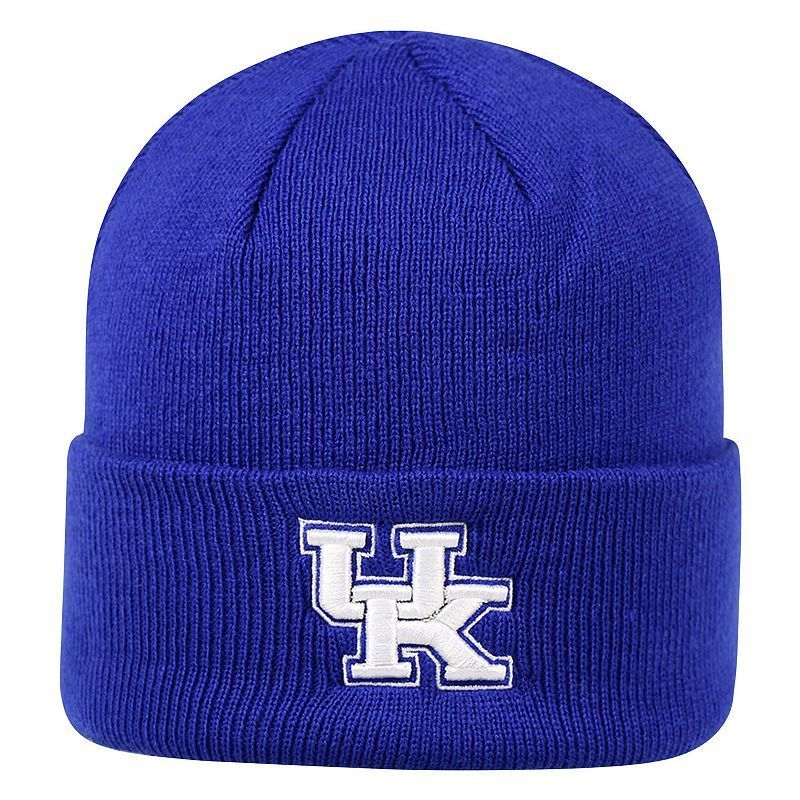 68550060d01ad Youth Top of the World Kentucky Wildcats Tow Cuffed Beanie