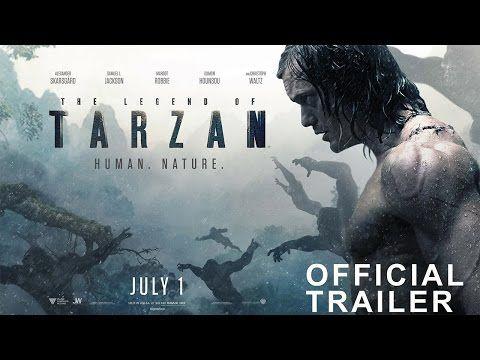 New The Legend Of Tarzan Trailer And Poster Tarzan Tarzan Movie
