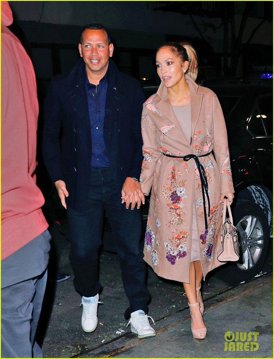 f75ea6ed85c Jennifer Lopez   Alex Rodriguez Look So Hot on Date Night!