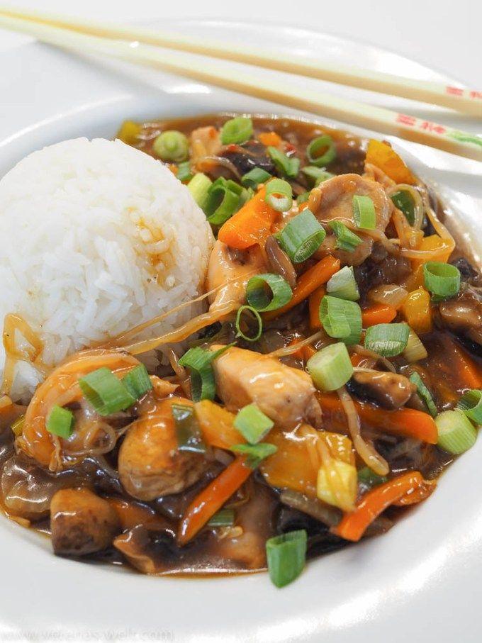 Chop Suey | Asiatisches essen, Asiatisch und Fleischgericht