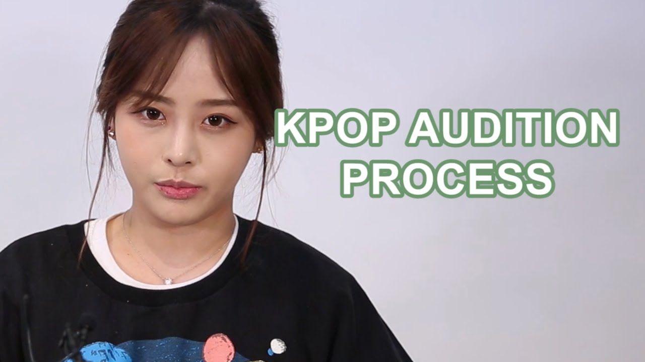 Kpop 101 Kpop Audition Process Part 1 Private Kpop Auditions Audition Kpop Blog Video