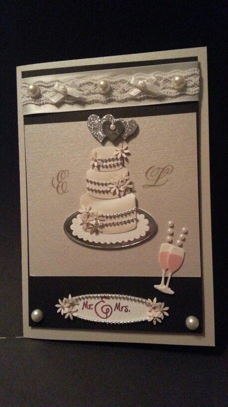 The front of the card designed for Elayne 11-15-13