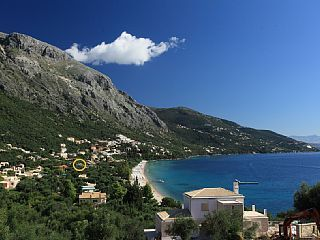 corfu, vakantiewoning biedt privacy, comfort en is bovendien heel betaalbaar. Woning 3229158