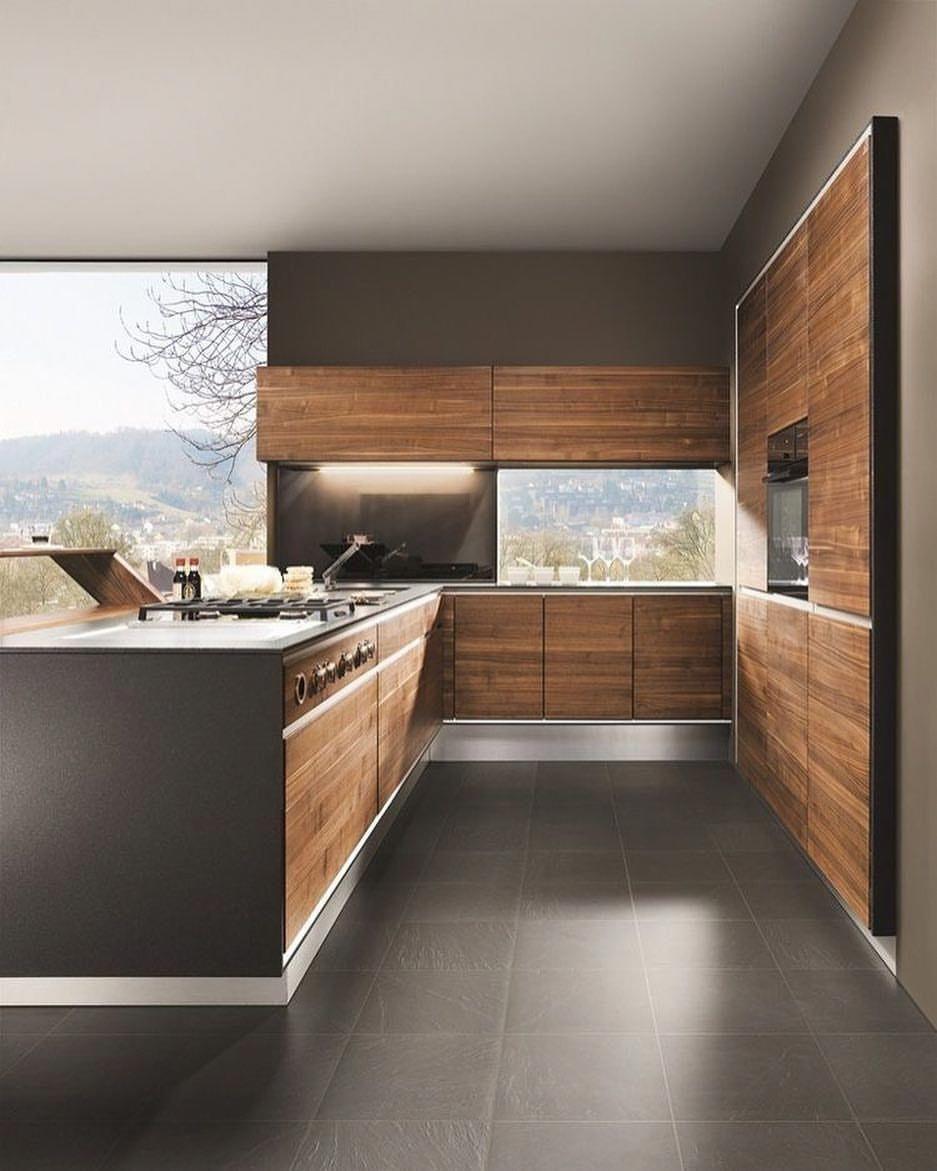 Minimalistkitchen Interior Design: 68 Modern Outdoor Kitchen Design Ideas