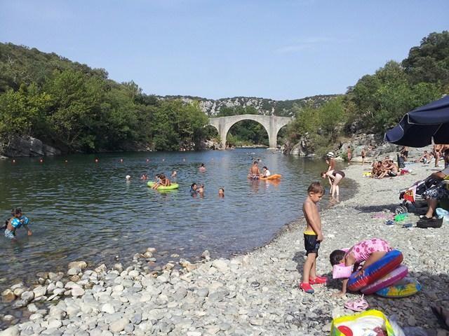 Pont De St Etienne D Issensac Ces Lieux Qu Ils Nous Faudra