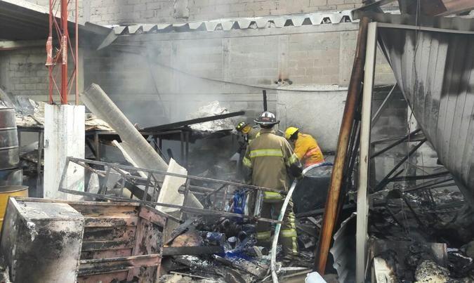Esta mañana fue reportada una explosión en el Municipio de Cuautitlán Izcalli…
