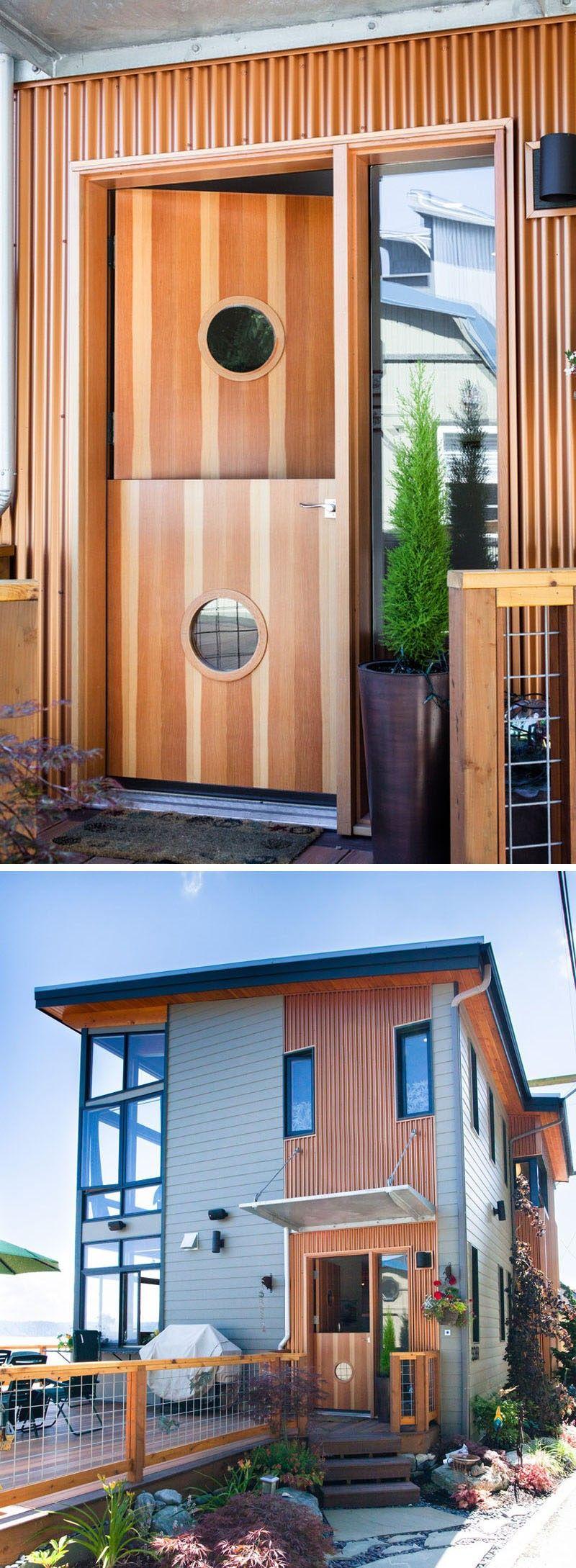Tür-Design Ideen 9 Beispiele der modernen niederländischen Türen ...