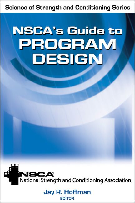 Nsca S Guide To Program Design Utilize Proper Workout Structure And Exercise Order Program Design Strength And Conditioning Coach Strength Conditioning