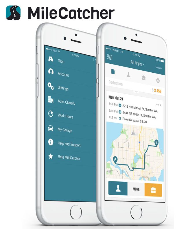 you are searching for the miles tracker app then visit at https