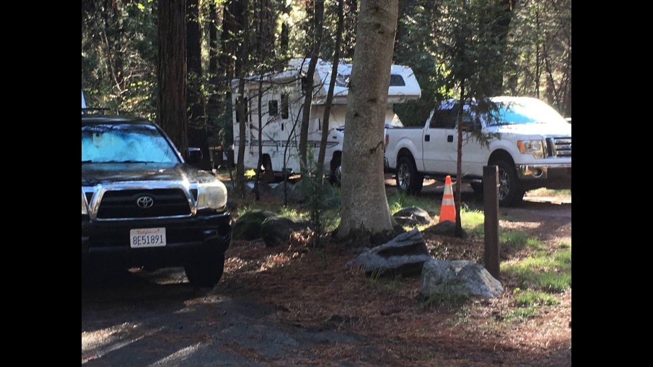 North Pines Campground in Yosemite National Park by ...