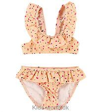 b7def0dd Soft Gallery Bikini - UV50 - Alicia - Fersken m. Prikker. str 128 ...