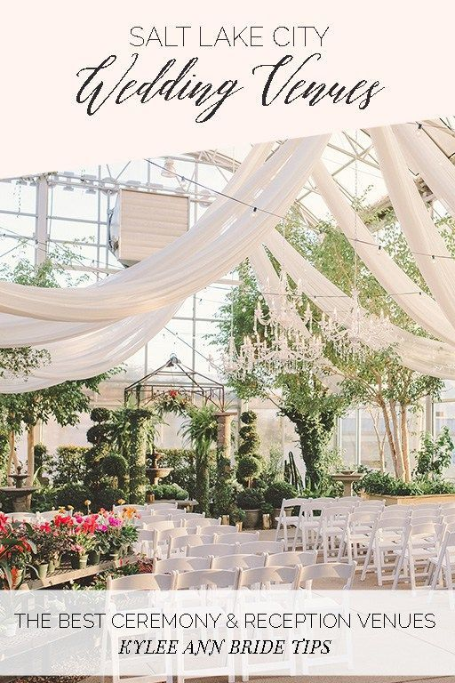 Weeding Through All Of The Salt Lake City Wedding Venues Can Be A Daunting Task
