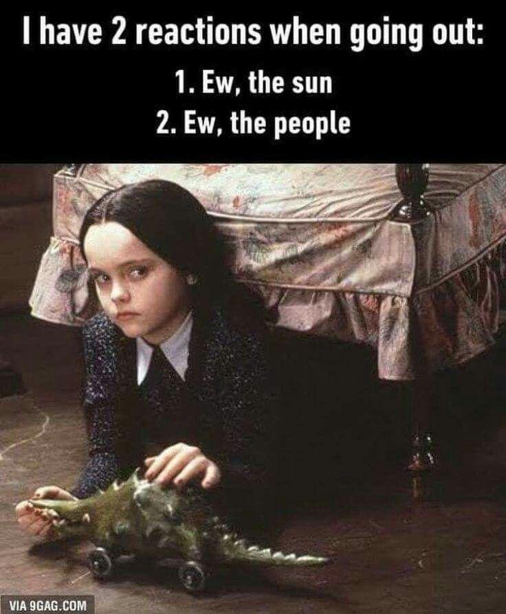 Wednesday Addams Humor | Addams Family | Pinterest ...