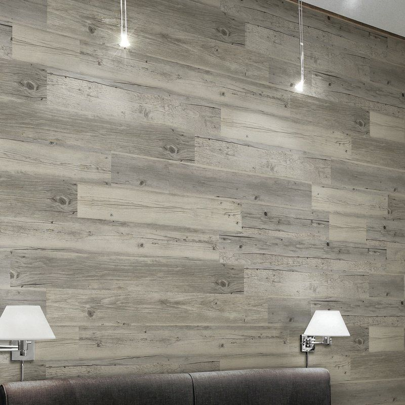 5 W X 48 L And Stick Vinyl Wall Paneling In 2019