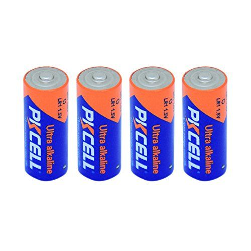 4 X Am5 Am5 8 Lr1 N Alkaline Battery Replace To 4001 810 910a Am5 Kn Lady Lr1 Mn9100 Um5 You Ca Charger Accessories Alkaline Battery Electronic Accessories