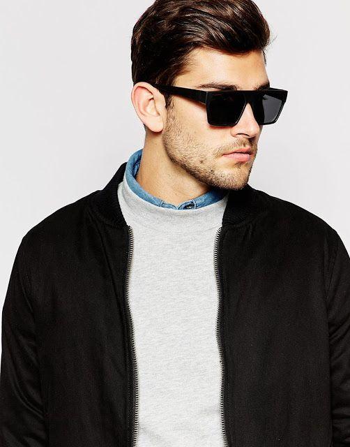 Macho Moda - Blog de Moda Masculina  Os Óculos Masculinos que estão em alta  pra 2016, óculos de sol, óculos escuro, óculos flat brow, flat brow, óculos,  ... f63e852b18