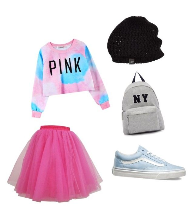 """Untitled #7"" by rosalindpaul on Polyvore featuring beauty, Chicnova Fashion, Vans, Joshua's and UGG Australia"