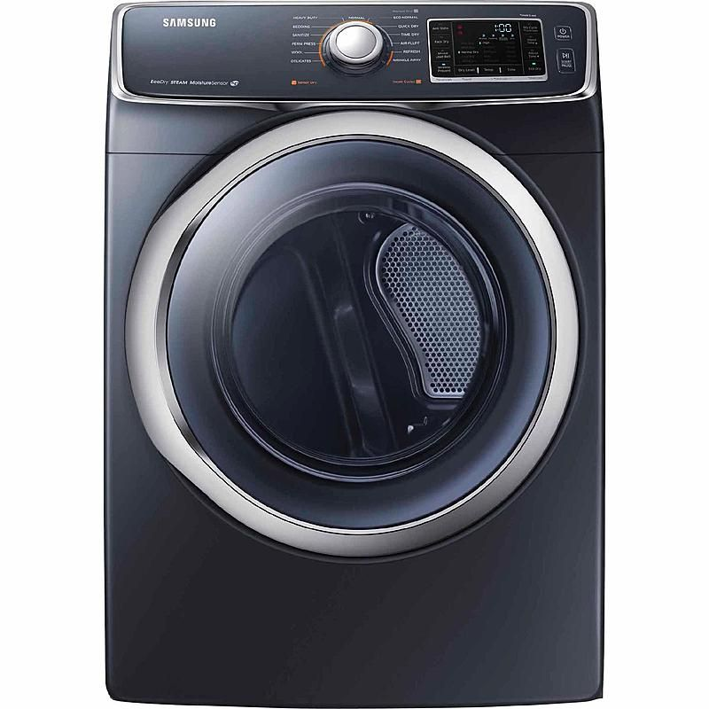 Samsung Dv45h6300eg 7 5 Cu Ft Electric Dryer Onyx Sears